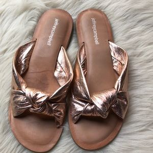 Jeffery Campbell Leather Sandals
